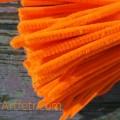 Синельная проволока, Оранжевая