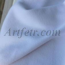 Белый флис микро