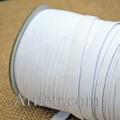 Резинка белая, 9 мм