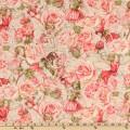 Ткань феи в розарии, Майкл Миллер