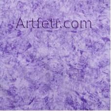 Сиреневая ткань, мраморный рисунок, хлопок