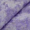 Сиреневая блестящая ткань хлопок