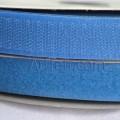 Липучка голубая (велкро), шир. 20 мм